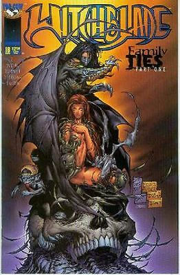 Witchblade # 18 (Michael Turner) (USA, 1997)