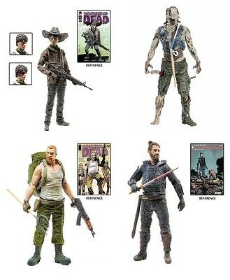 The Walking Dead Comic Series 4 Action Figure McFarlane Sold Separately