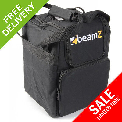 Beamz AC-115 Soft Case Protective Padded Lighting Bag Mobile Disco DJ Lights