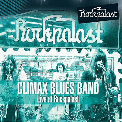 Climax Blues Band : Live at Rockpalast 1976 CD Album with DVD 2 discs (2013)