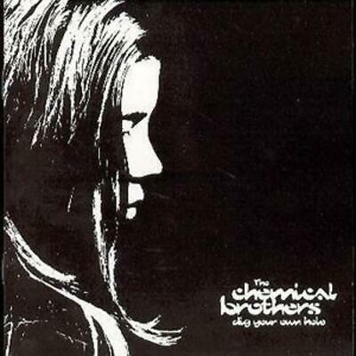 The Chemical Brothers : Dig Your Own Hole CD (1997)