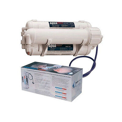 Aquariopure Reverse osmosis mobile Water filter Aquapro AP3/75GPD Pentair