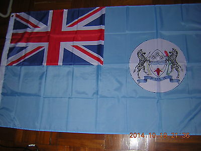 NEW British Empire Flag British Protectorate Bechuanaland Botswana Ensign 3X5ft
