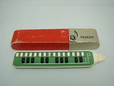 VINTAGE GERMAN HOHNER MELODICA SOPRANO INSTRUMENT with ORIGINAL BOX
