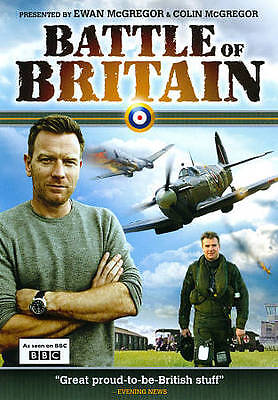 Battle of Britain (DVD, 2011) Ewan McGregor, Colin McGregor  RAF's WWII battles