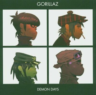 Gorillaz : Demon Days CD