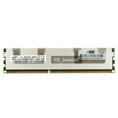 New Samsung 4GB 2RX4 DDR3-1333MHz PC3-10600R ECC RDIMM REG Registered Server ram