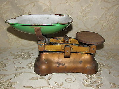 Very Large Antique Collectable W & T Avery Kitchen Scales