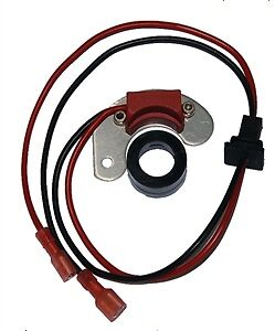 Ultra Spark Negative Earth Electronic Distributor Ignition Kit