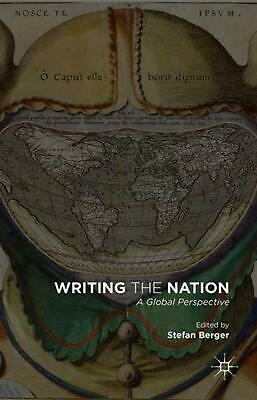 NEW Writing the Nation by Paperback Book (English) Free Shipping