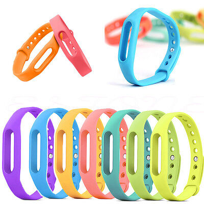 HOT MIBand Bluetooth Replacement Wrist Strap Wearable Wrist for Xiaomi Bracelet
