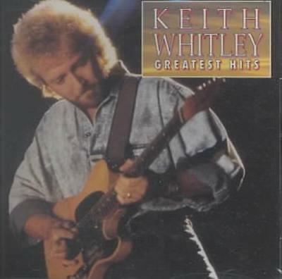 Keith Whitley - Greatest Hits New Cd