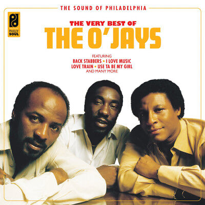 The O'Jays : The Very Best of the O'Jays CD (2014) ***NEW*** Fast and FREE P & P