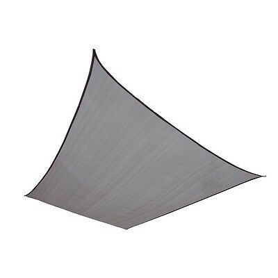 Sun Sail Fiji Tarp 4x3m by High Peak Sun Shade Wind Sail Shadow Sail