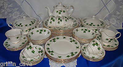 Colclough IVY Dinner Set