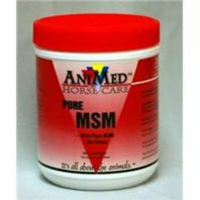 ANIMED Msm Pure Powder Dietary Sulfur Supplement 16 Ounce 1004 NEW