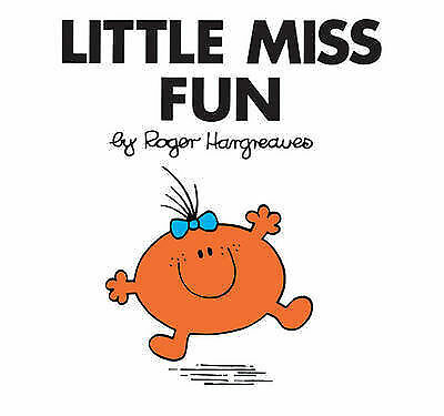 NEW (28)  LITTLE MISS FUN ( BUY 5 GET 1 FREE book )  Mr Men  9781405235228