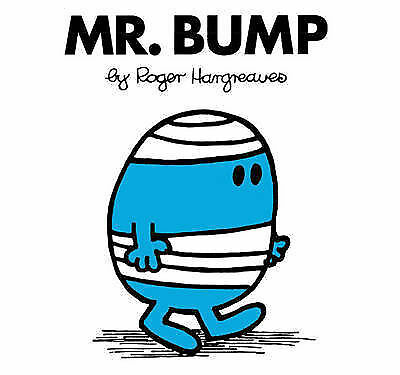 NEW (6)  MR BUMP  ( BUY 5 GET 1 FREE book )  Little Miss Mr Men