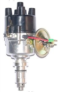 Lucas Lucas 59D4 Electronic Distributor With Top Entry Push Cap