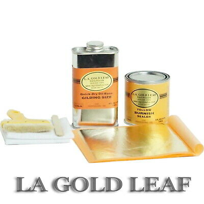 """PURE SILVER LEAF LOOSE booklet 25 leaves sheets 3-3//8/""""x3-3//8/"""" Gilding"""