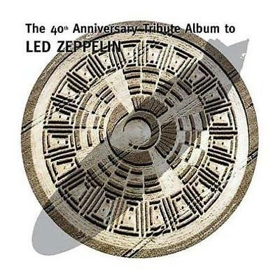 Various Artists - 40Th Anniversary Tribute Album To Led Zeppelin New Cd