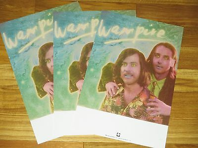 WAMPIRE  STRANGE ODD   11 x 17 collectible promotional POSTER LOT OF 3     P556
