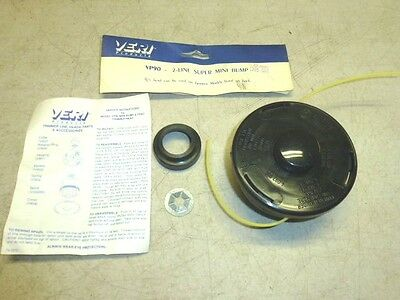 Veri Products Highest Quality Manual Head for Gas Powered Trimmers VP10 NOS