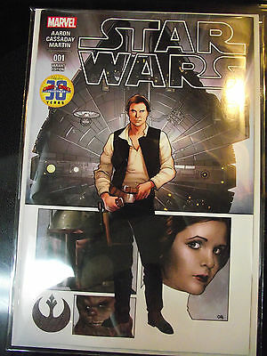 Star Wars #1 Frank Cho Cards Comics and Collectibles Variant
