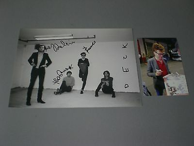 Phoenix band signed signiert autograph Autogramm auf 20x28 Foto in person