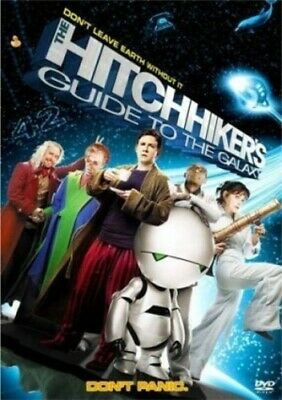 The Hitchhiker's Guide to the Galaxy DVD (2005) Anna Chancellor