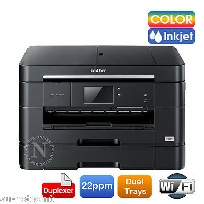 Brother MFC-J5720DW Duplex Wireless A3 Business Colour MFP Printer+2nd Tray *RFB