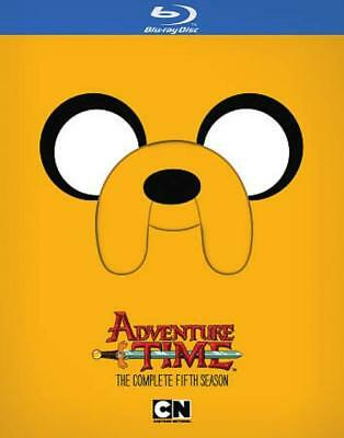 Adventure Time: The Complete Fifth Season New Blu-Ray