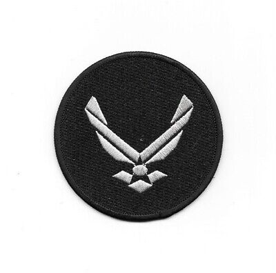 """Stargate SG-1 TV Series Air Force Wings 3"""" Version Embroidered Shoulder Patch"""
