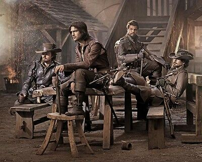 Musketeers, The [Cast] (57651) 8x10 Photo