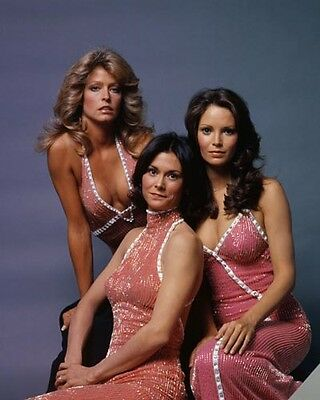 Charlie's Angels [Cast] (57172) 8x10 Photo