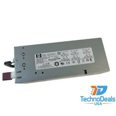 hp 399771-001 403781-001 379123-001 399771-b21 ML350 ML370 DL380 G5 1000W psu