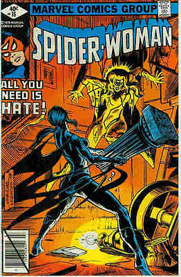 Spider-Woman # 16 (USA, 1979)