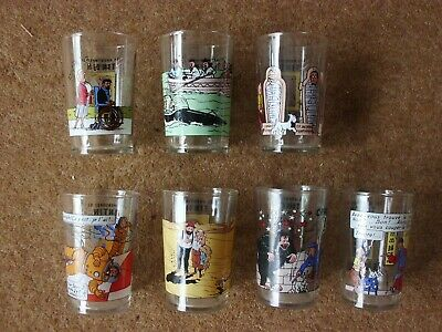 Tintin Glasses - Amora 1994 - Series of 8 - small picture - buy individually