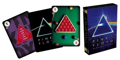 Pink Floyd Dark Side Of The Moon set of 52 playing cards (nm)