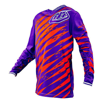 2016 Troy Lee Designs Tld Youth Gp Jersey Pant Combo Vert Purple Mx Atv Offroad