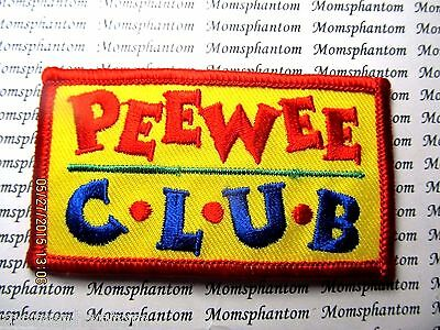 Boy Girl Scout Patch CUB SCOUT PEEWEE CLUB KIDS CAMP