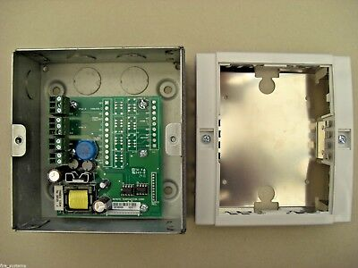 £48 Vesda Remote Programmer Mounting Box with Remote Termination Card