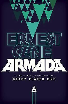 Armada by Ernest Cline (2015, Hardcover)