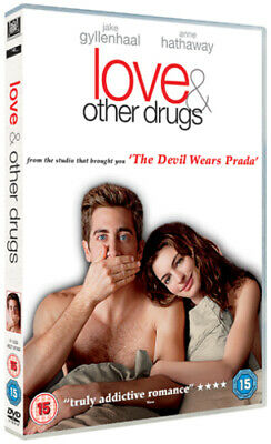 Love and Other Drugs DVD (2012) Jake Gyllenhaal