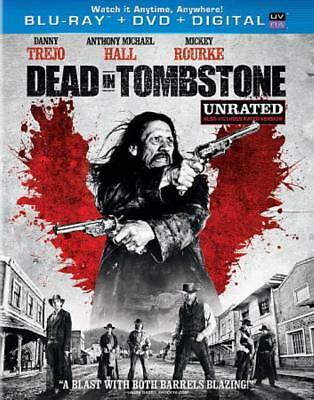 Dead In Tombstone New Blu-Ray/Dvd