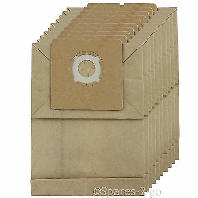 10 x Vacuum Cleaner Dust Bags For JMB ACE 900 C2007 Hoover Bag