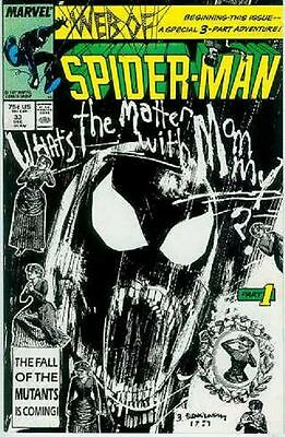 Web of Spiderman # 33 (USA, 1987)