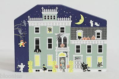 Cats Meow Eerie Estate Limited Edition Halloween Release 1997