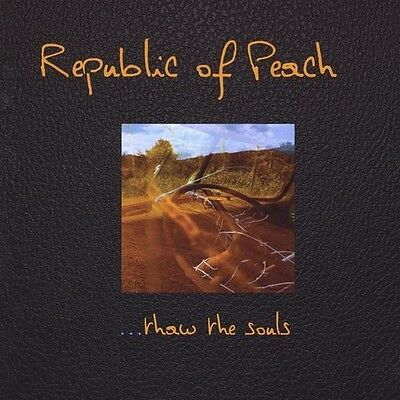 Republic of Peach - Thaw the Souls [New CD]