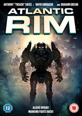 Atlantic Rim DVD (2013) Graham Greene